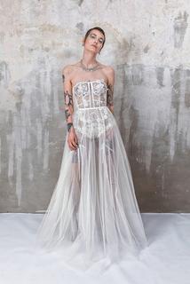 tulle skirt dress photo 1