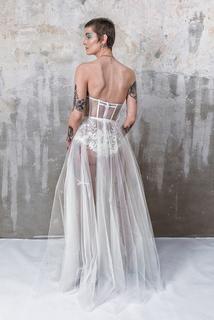 tulle skirt dress photo 2