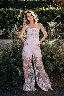 lilian jumpsuit dress photo 1
