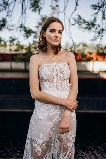 lilian jumpsuit dress photo 2