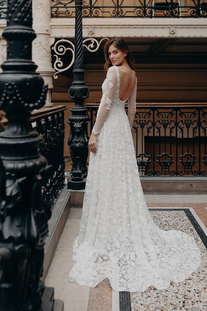 ginkgo dress photo