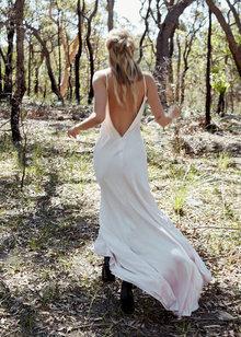 odette  rose ombré dress photo 2