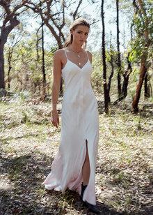 odette  rose ombré dress photo 1
