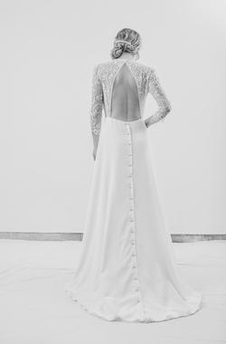 tender light dress photo