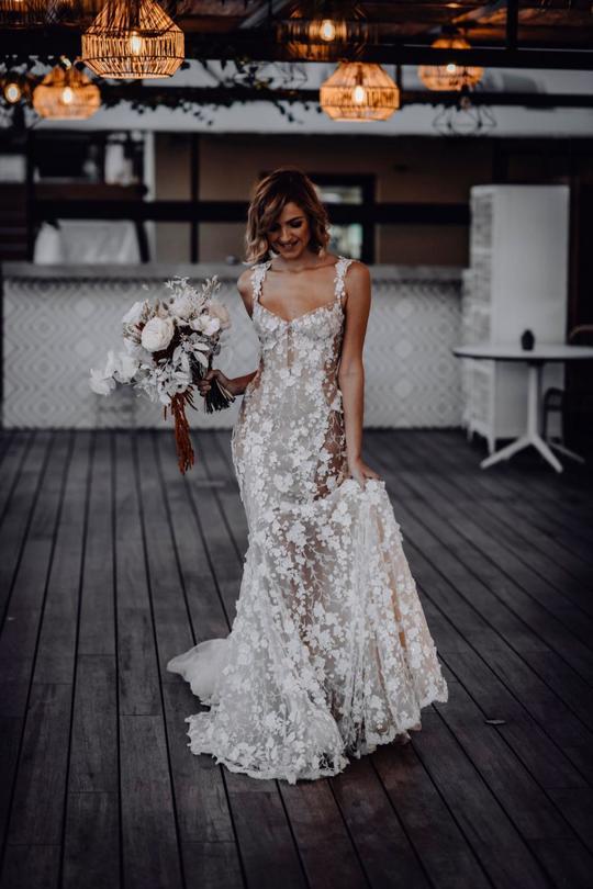 fancy white  photo