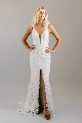 lupine dress photo