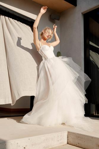 scarlett dress photo