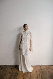 mellow cape dress photo 1