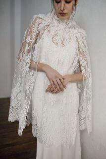 mellow cape dress photo 4
