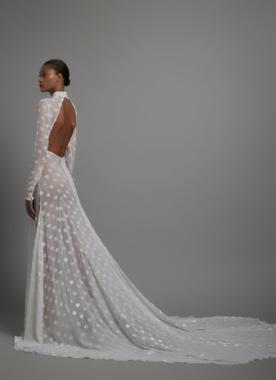 calypso polkadot dress dress photo