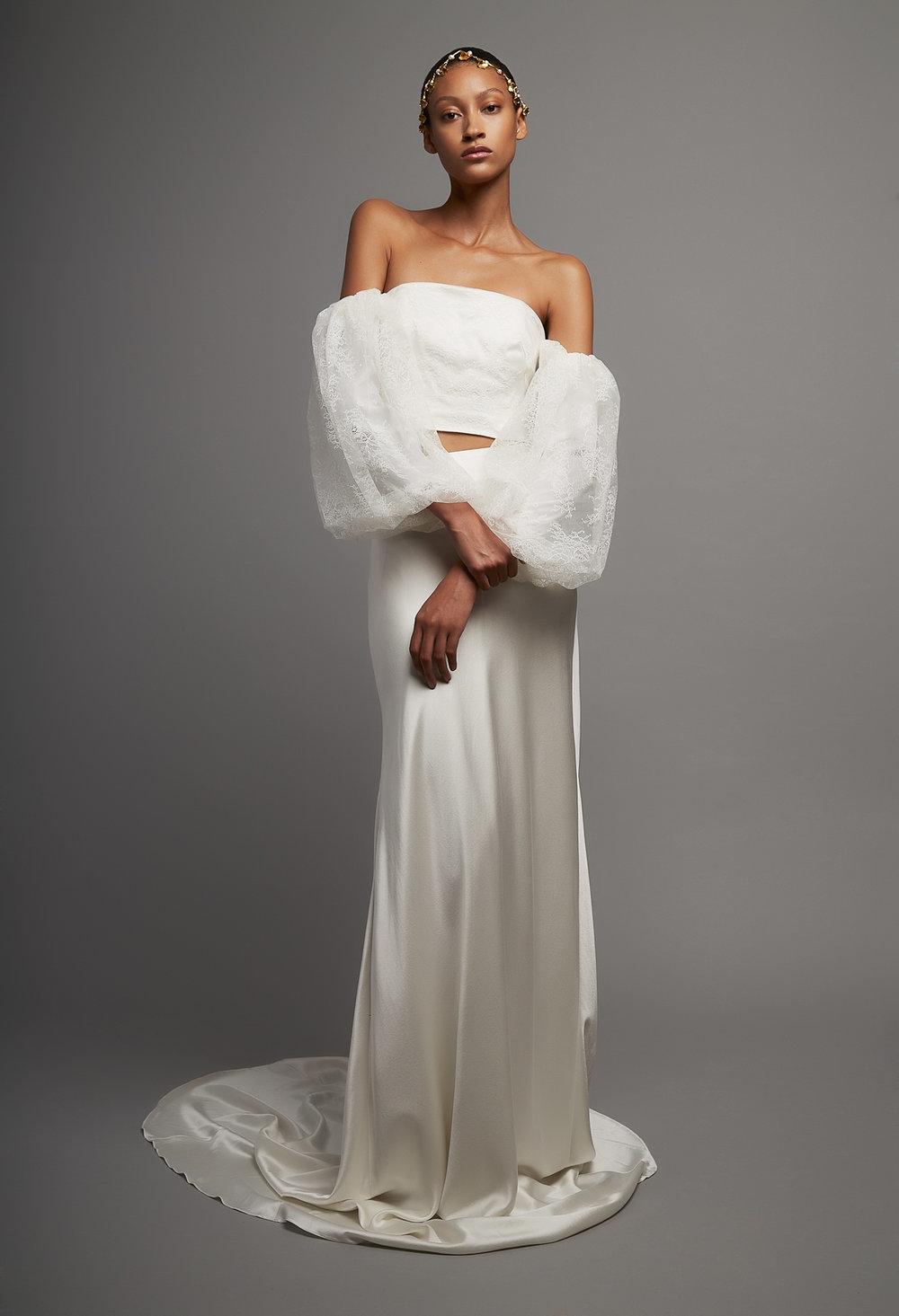 rhia top  dress photo