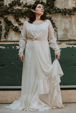 magnolia dress photo