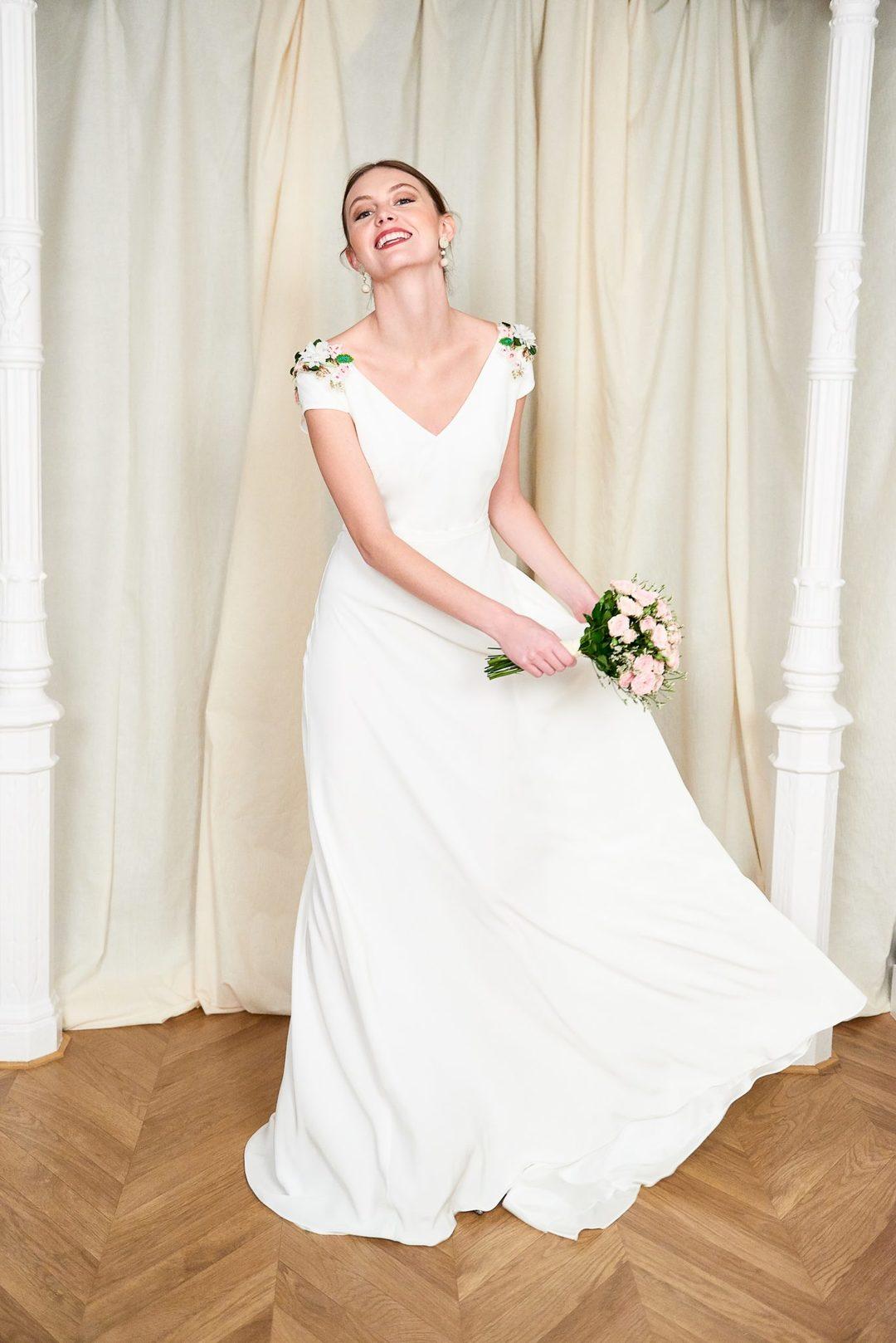 chiara body and skirt dress photo