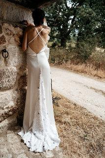 lise slip dress dress photo 4