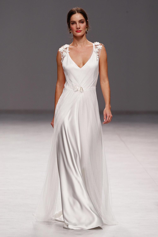 maya slip dress dress photo