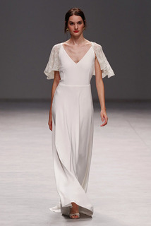 sheilla cape  dress photo 2
