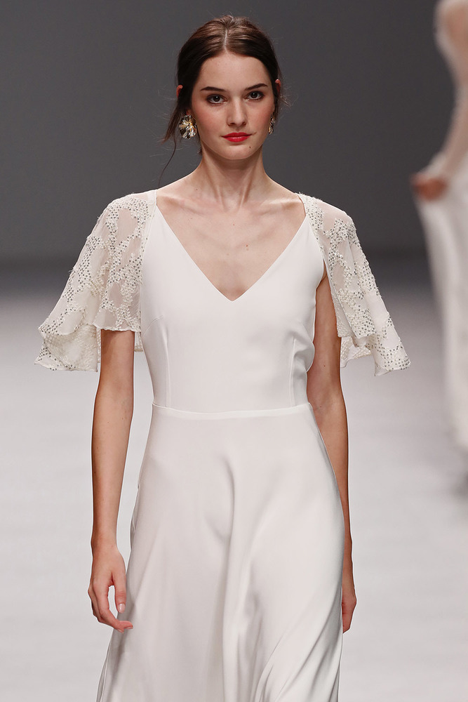 sheilla cape  dress photo