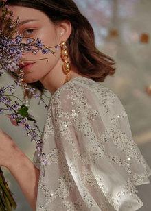 sheilla cape  dress photo 4