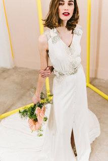 freesia  dress photo 4