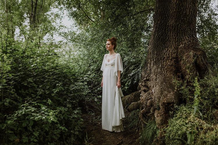 gardenia  dress photo