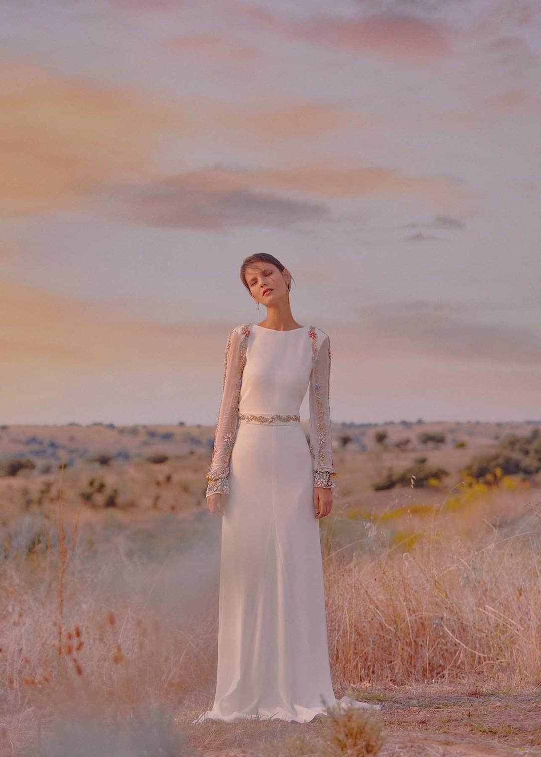 allium dress photo
