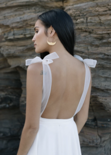 the sandon - tulle lace dress photo 4