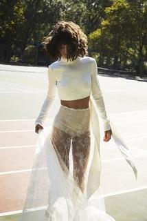 gaia skirt dress photo 3