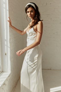 greta slip dress photo 4