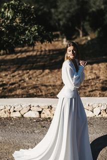 dress claire long  dress photo 4