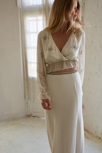 rita blouse dress photo