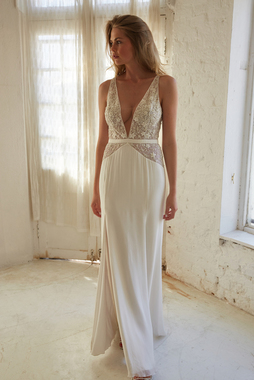 cybil gown dress photo