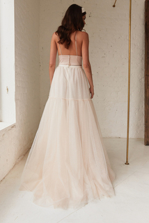 ridley bralette dress photo 2