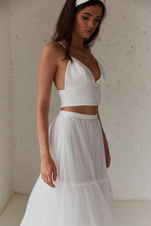 ridley bralette dress photo 3
