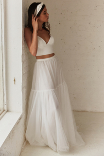 ridley bralette dress photo 4
