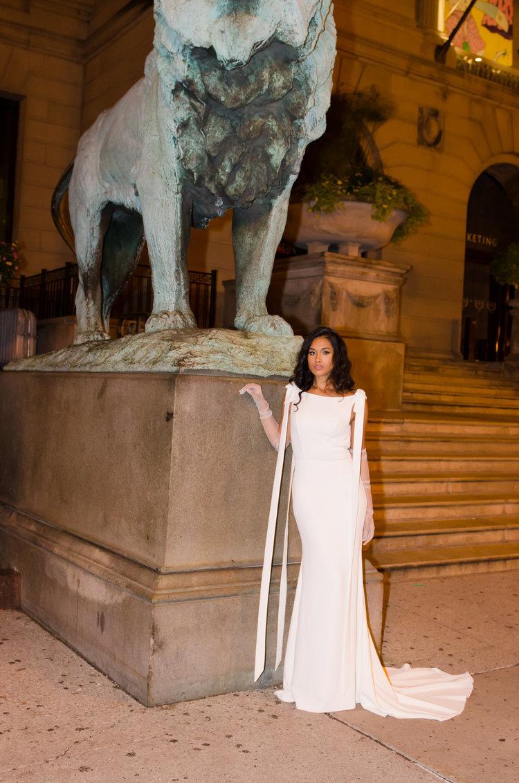 bridget dress photo