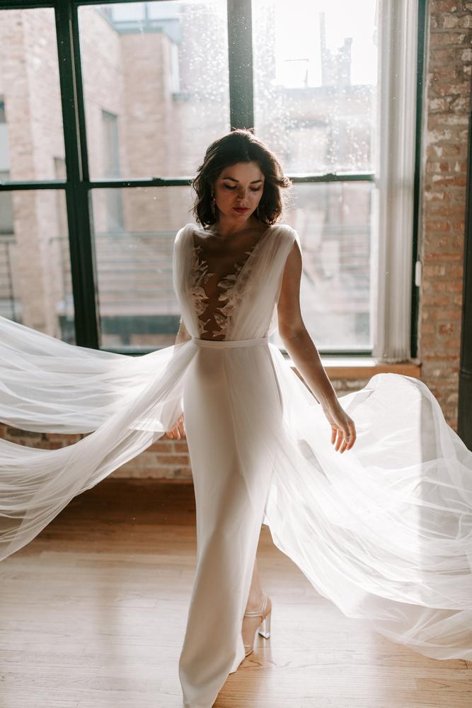 the aria dress photo