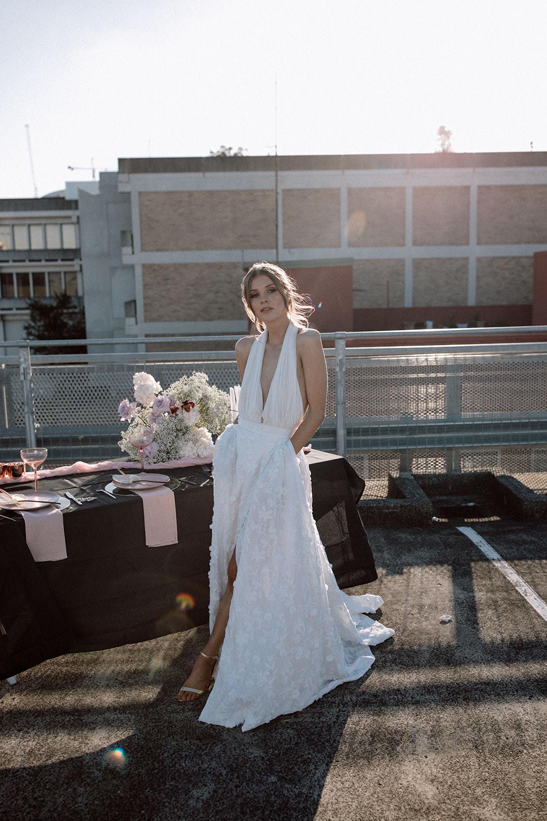 the vincentia bodice dress photo