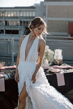 eden skirt in cotton lace  dress photo