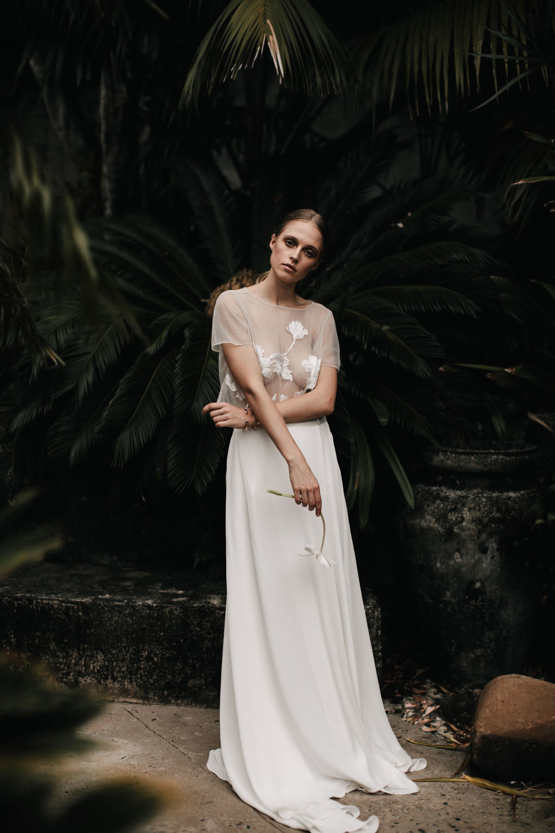 malua bodice  dress photo