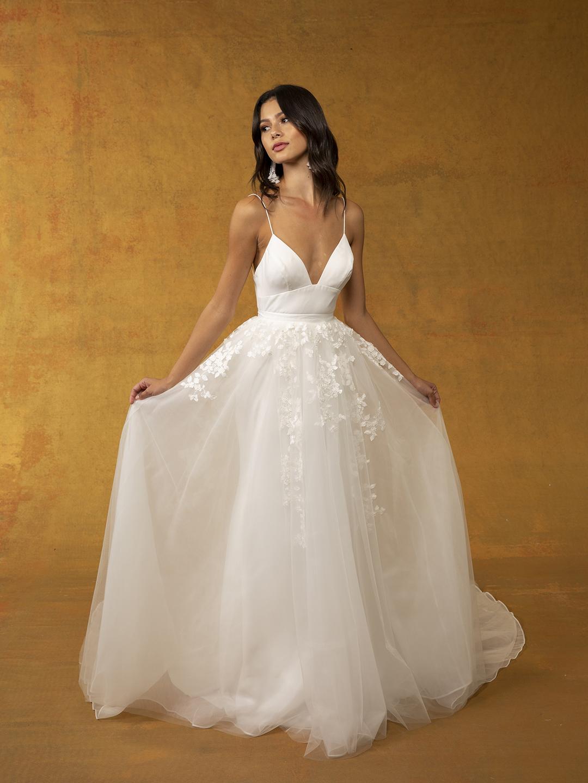 alba skirt dress photo