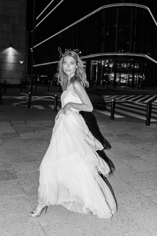 bride and the city photo