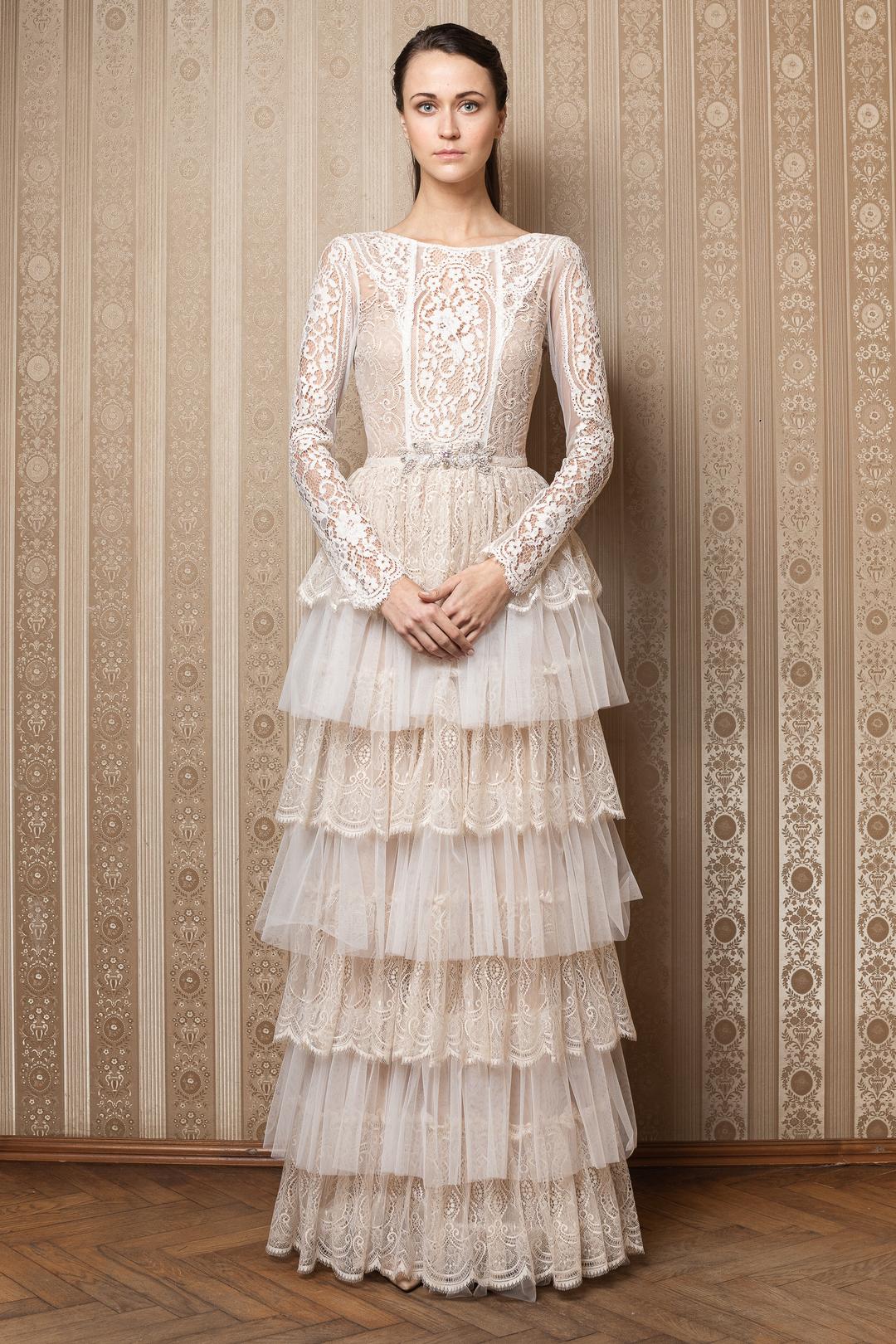 petal dress photo