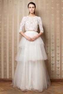 anise top / cinnamon skirt dress photo 1