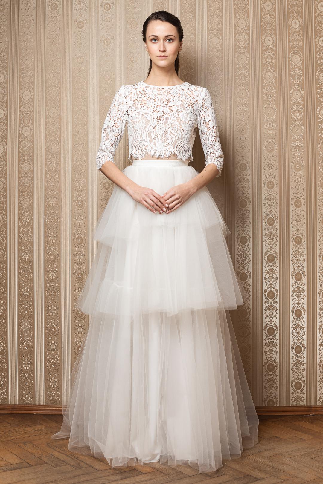 anise top / cinnamon skirt dress photo