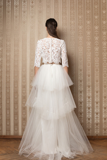 anise top / cinnamon skirt dress photo 2