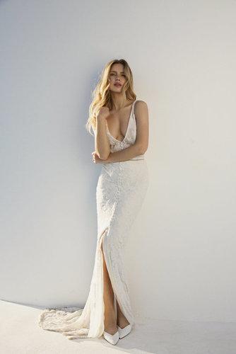 platinum dress photo