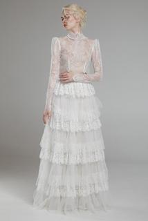 rhea top & lara skirt dress photo 1