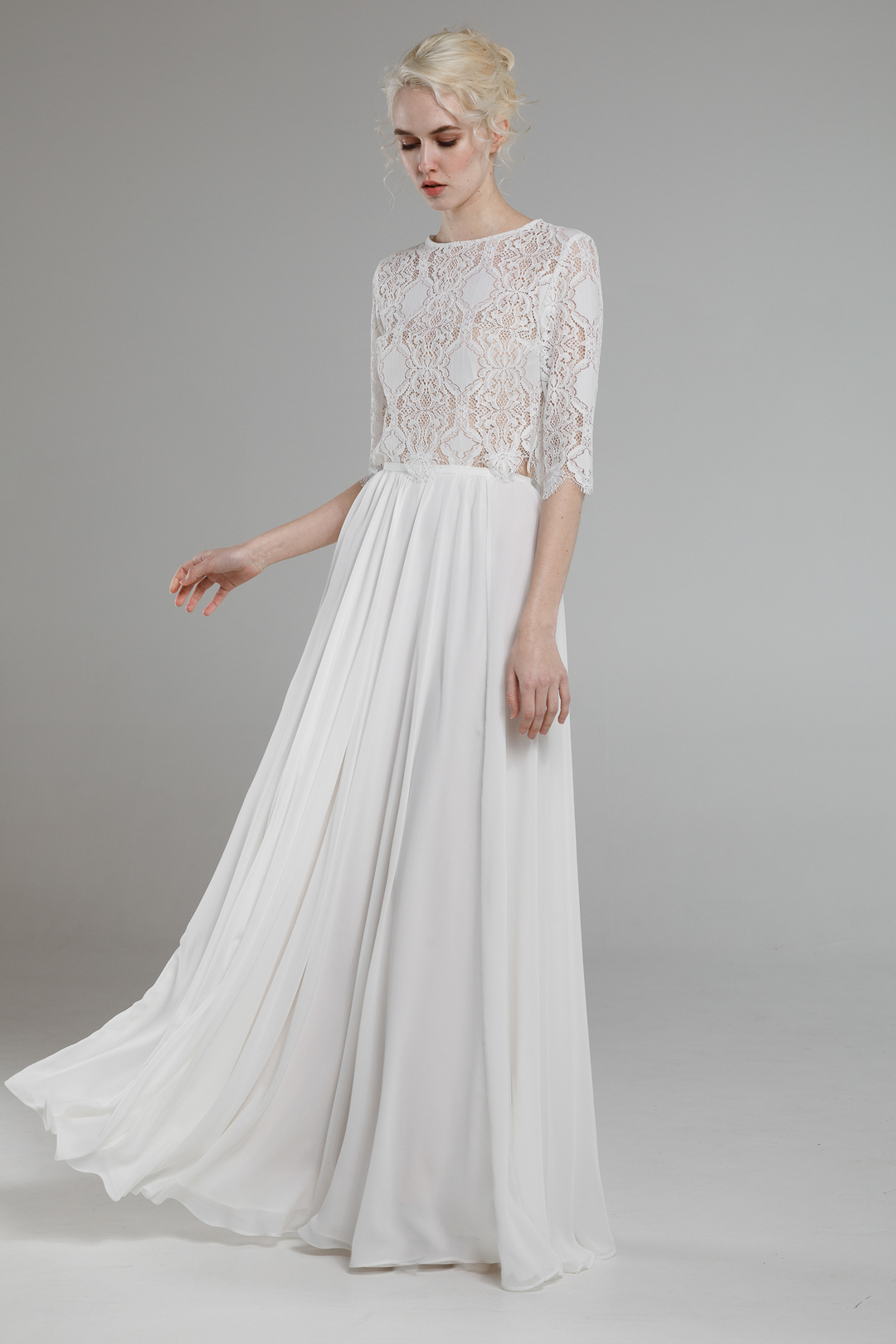 venus top & selena skirt dress photo