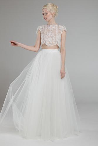 libra top & eugenia skirt dress photo
