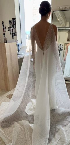 t. cape dress photo